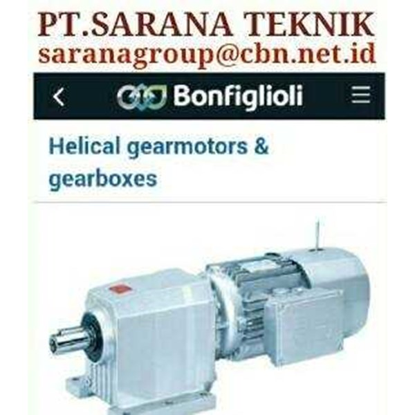 bonfiglioli gear motor helical bevel pt sarana teknik bonfiglioli worm gear motor- gear motor planetary - gearboxes-1