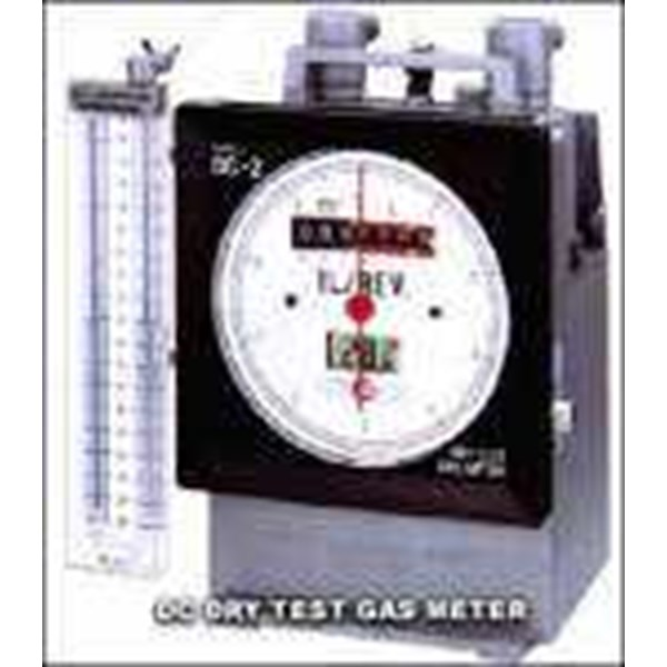 dry gas meter dc-2a/ 2c - m