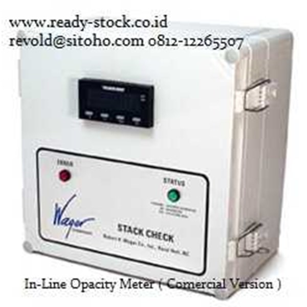 stack check in-line opacity meter | toko ready stock-1