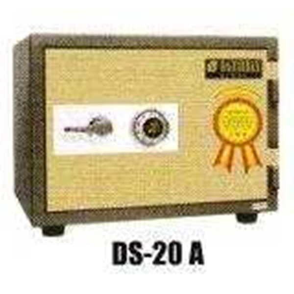 brankas daichiban ds-20 a with alarm