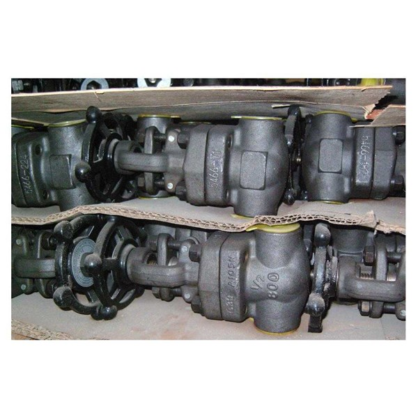 jual & service forged steel