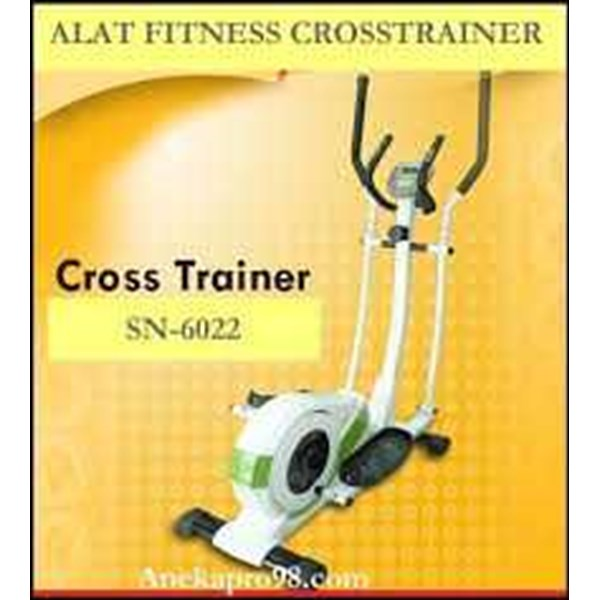 crosstrainer magnetik sn-6030 ( mini elliptical)