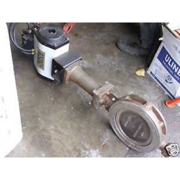 valtorque pneumatic double acting with butterfly valve-5