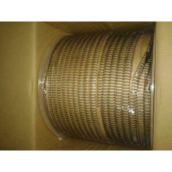 spiral spool roll golden wire 7/ 8-2