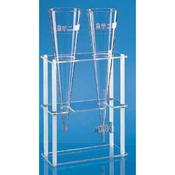 rack for glass and plastic sedimentation cones-1