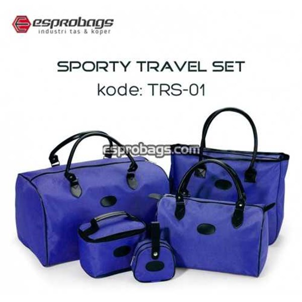 espro tas sporty travel set kode : trs-1