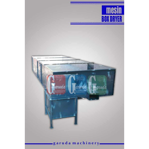 mesin box dryer ( pengering padi)
