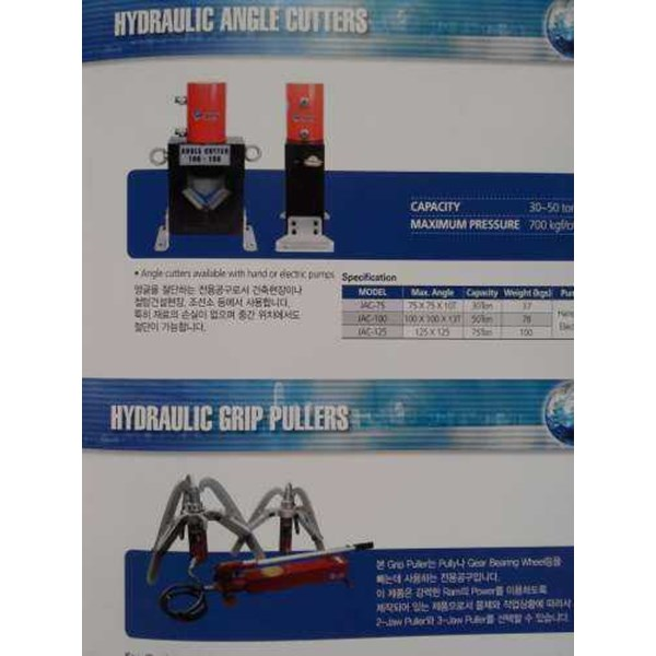 jinsan enerpac hydraulic equipment hand pump cylinders punch-4