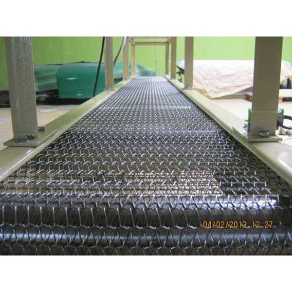 distributor, supplier, fabrikasi, service, design wire mesh conveyor-1