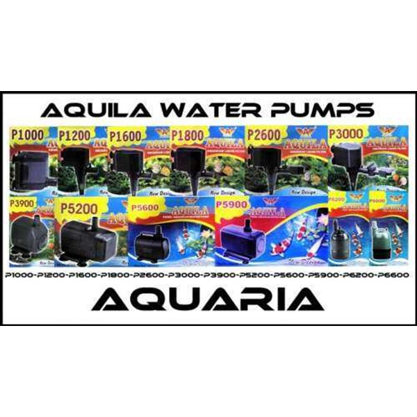pompa air water pump power head aquila-4