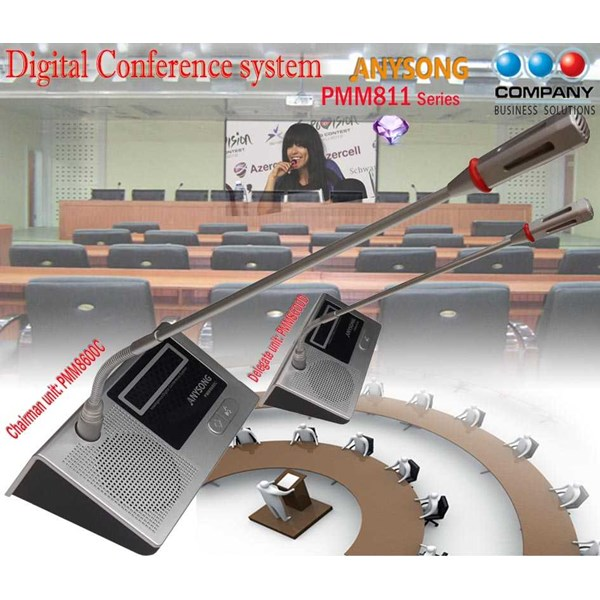 digital conference system( pmm 811series/ 8600c/ d)-1