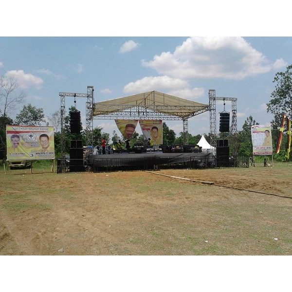 sewa rental panggung stage rigging -2