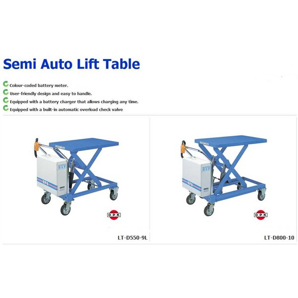lift table oic-2