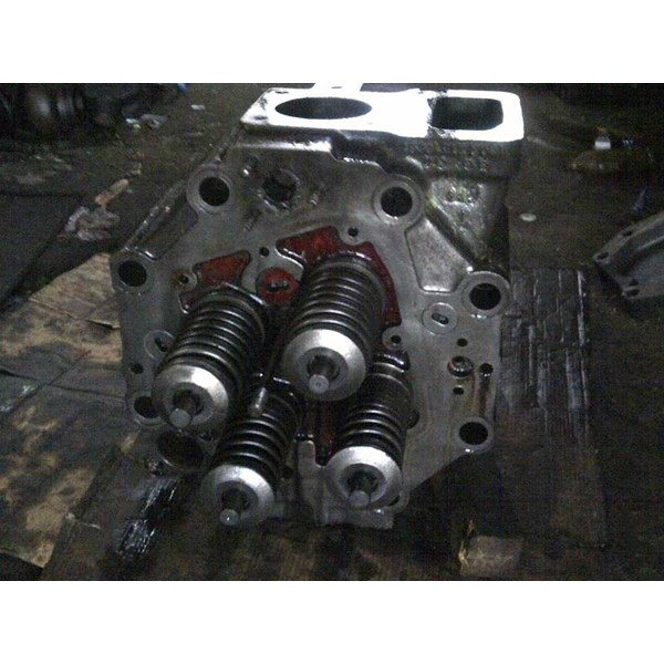 cylinder head for mak 453 ak with cooling ( dengan pendingin)-1