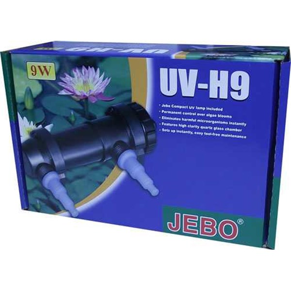 jebo uv sterilizer and clarifier-3