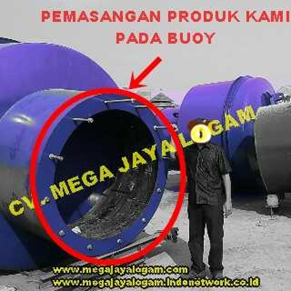 pemberat buoy / counter weight buoy-4