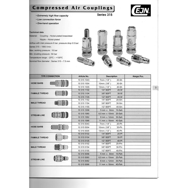 cejn hose coupling blowgun spiral high hydraulic valve-5
