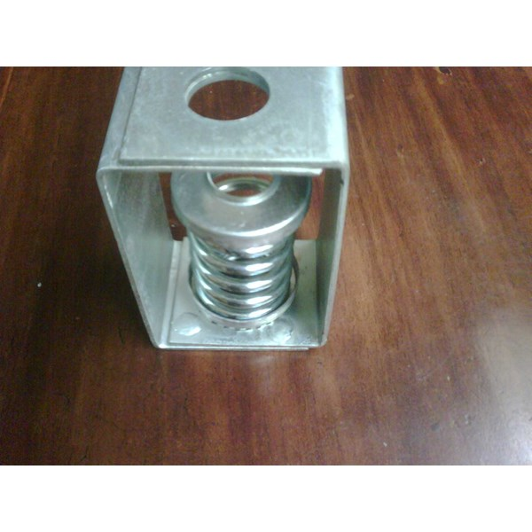 isolator anti getar spring mounting damper genset pompa chiller fan-7
