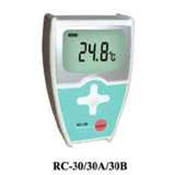 temperature data logger rc-30 serials