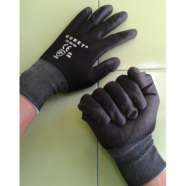 palm fit glove cg 805 bk