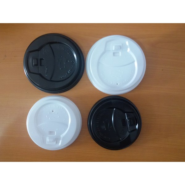lid, for hot cup