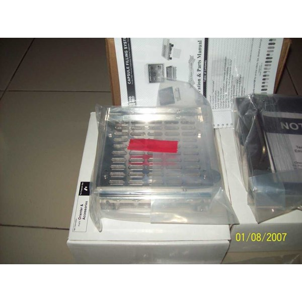 mesin manual capsule filler profill series-4