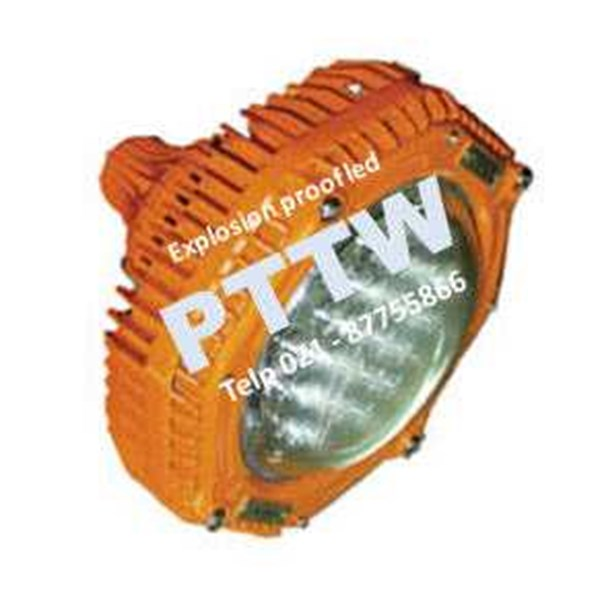 distributor lampu explosion proof led 60 watt khj indonesia