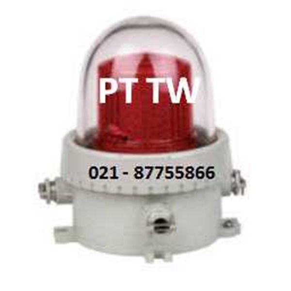 distributor lampu rotary explosion proof fpfb indonesia