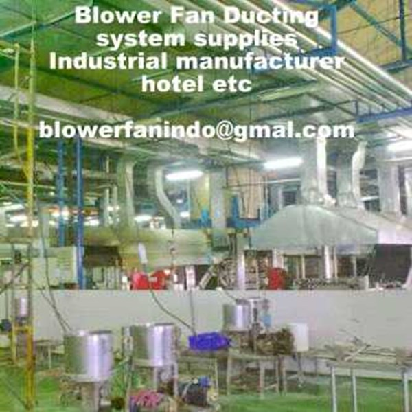 Jual DUCTING JUAL DUCTING BLOWER HARGA EXHAUST FAN DUCT