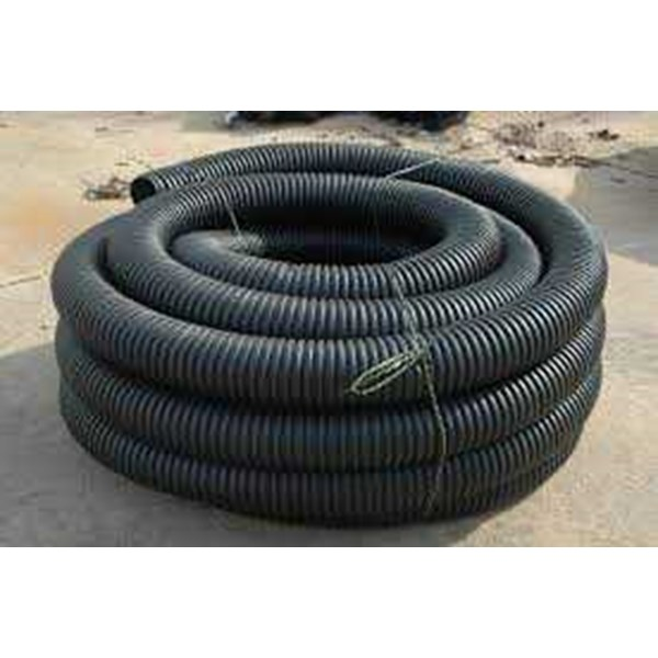 single layer corugated pipe diameter 100 mm ( 4 inch)-1