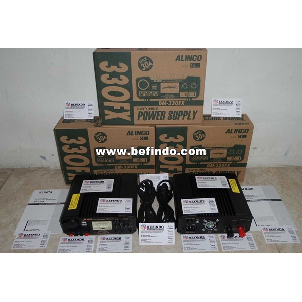 dc regulated switching power supply alinco dm-330fx ( 13.8 vdc, 30a )-1