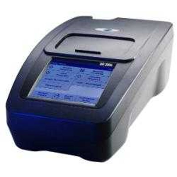 hach dr 2800™ portable spectrophotometer with lithium-ion battery