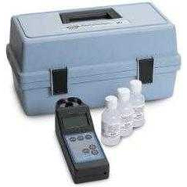 jual hach mp-4 conductivity, tds, and resitivity portable meter