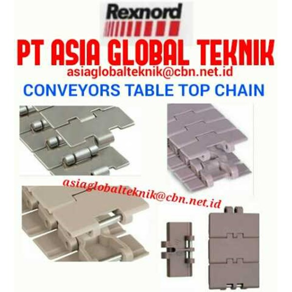 rexnord conveyors table top chains. pt asia global teknik-1