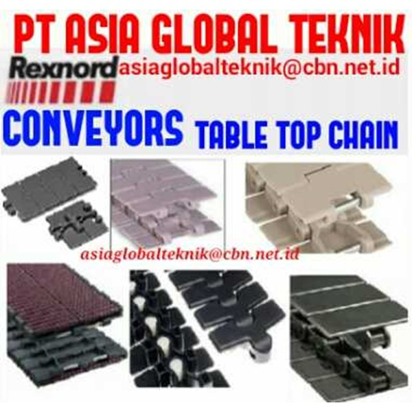 rexnord conveyors table top chains. pt asia global teknik-2