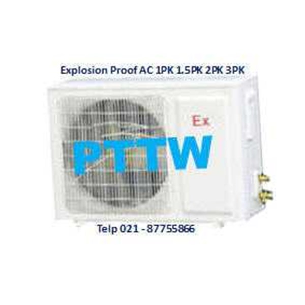 distributor ac explosion proof hrlm indonesia