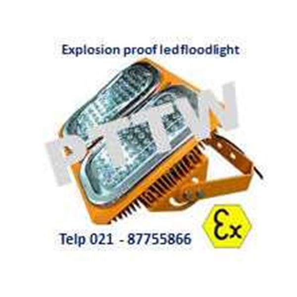 distributor explosion proof lampu led polarbear khj 240 watt indonesia