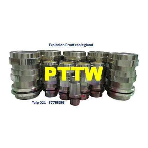 distributor cable gland explosion proof di indonesia