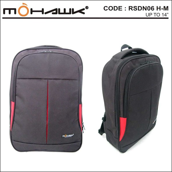 tas punggung/ransel/backpack laptop notebook netbook - mohawk rsdn-06-1