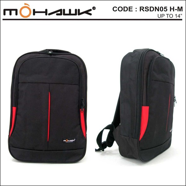 tas punggung/ransel/backpack laptop notebook netbook - mohawk rsdn-05-1