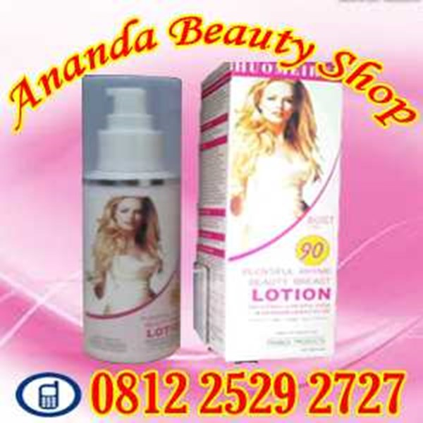 krim pembesar payudara alami permanen cream breast lotion spray asli