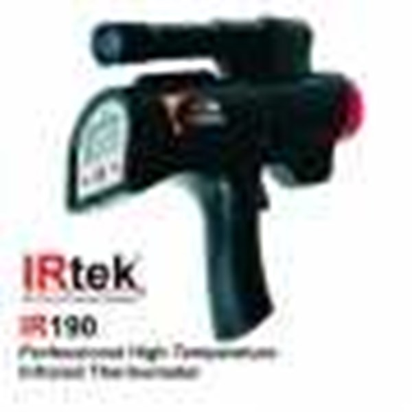 irtek ir190 professional high tempperature infrared thermometer