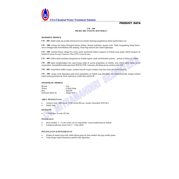 chemical waste water treatment-3