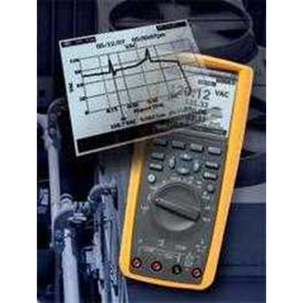 jual fluke 289 true-rms industrial logging multimeter