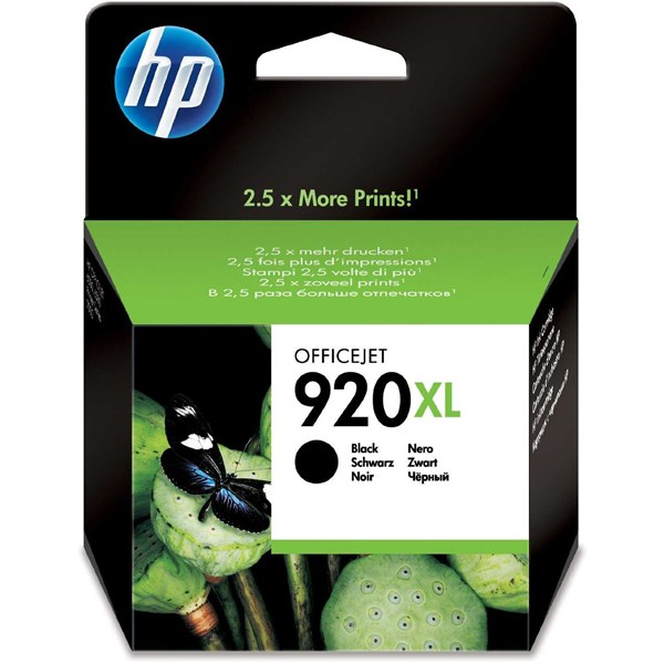 hp 920xl cyan officejet ink cartridges