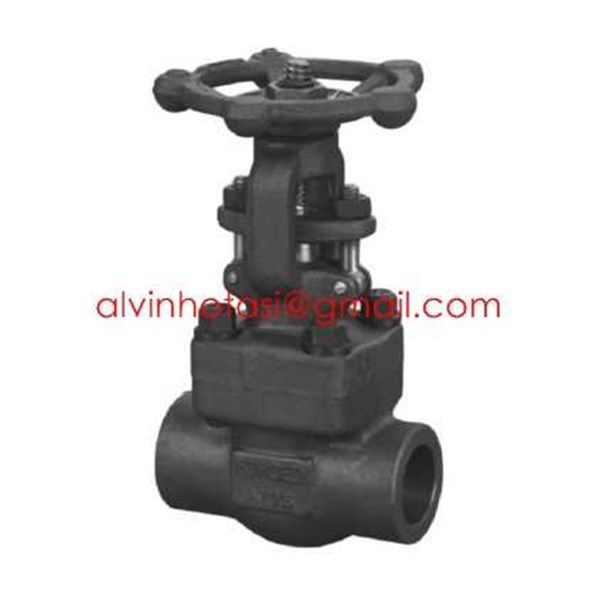 ball valve forged steel-1