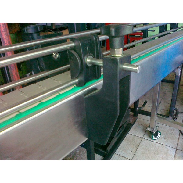 jual, supplier, distributor table top chain conveyor system-5