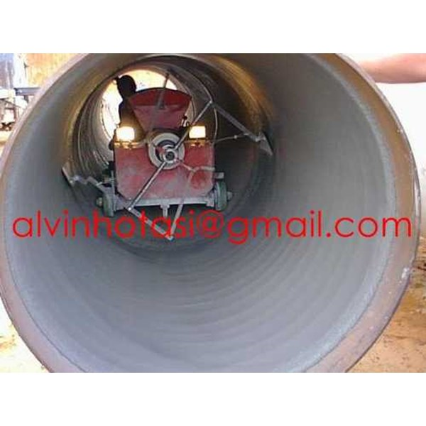 cement lining pipe mortar