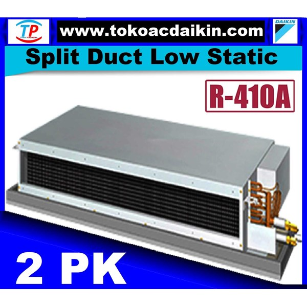 Jual 2 PK SPLIT DUCT DAIKIN LOW STATIC Type FDBGNQ18MV14
