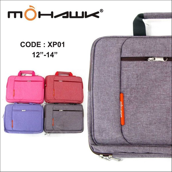tas / softcase laptop notebook netbook - mohawk xp01-3